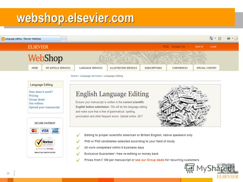 26 webshop.elsevier.com
