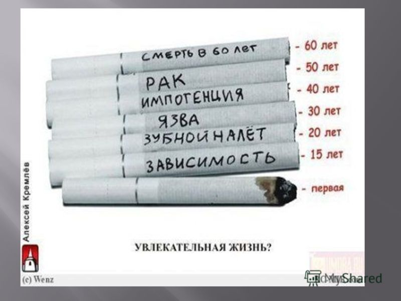 курение и работа кишечника