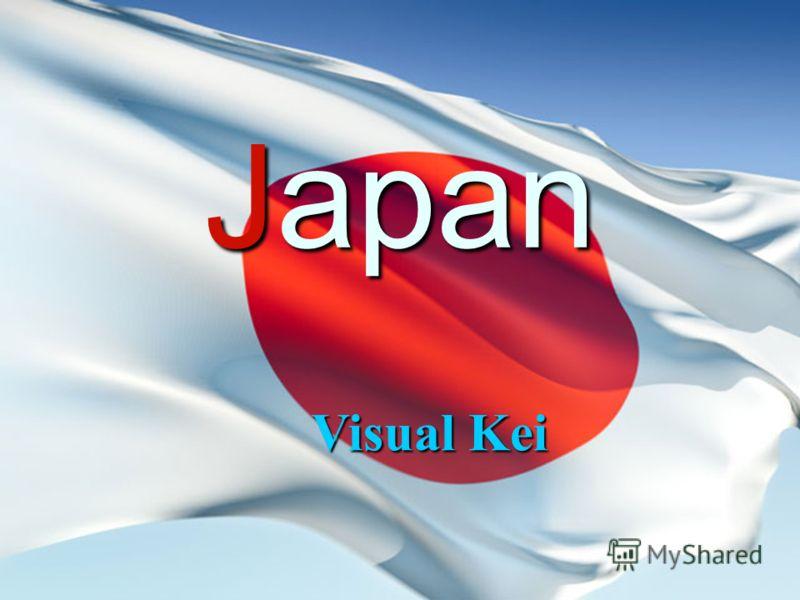 Ценностная структура японского мировоззрения Japan Visual Kei