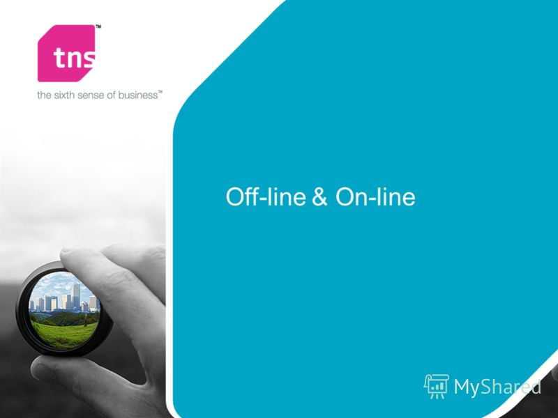 Off-line & On-line