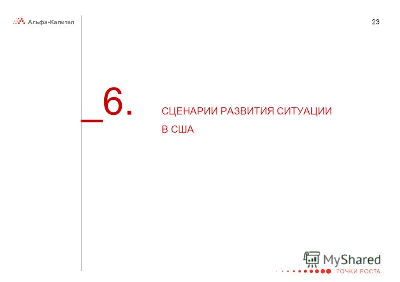 23 _6. СЦЕНАРИИ РАЗВИТИЯ СИТУАЦИИ В США