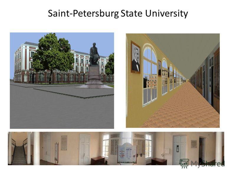 Saint-Petersburg State University