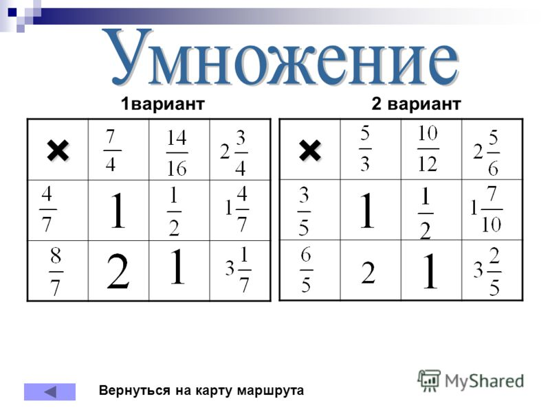 ×× 1вариант2 вариант Вернуться на карту маршрута