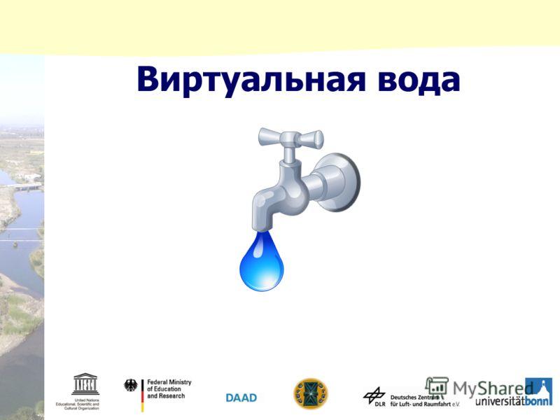 Виртуальная вода