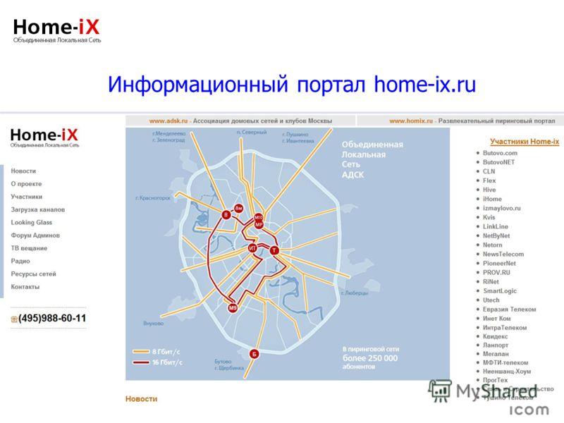 Информационный портал home-ix.ru