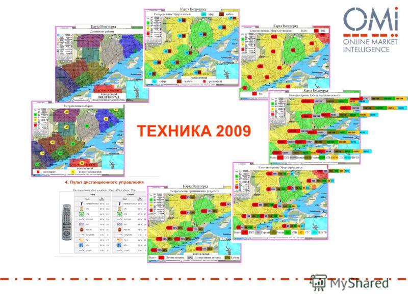 ТЕХНИКА 2009