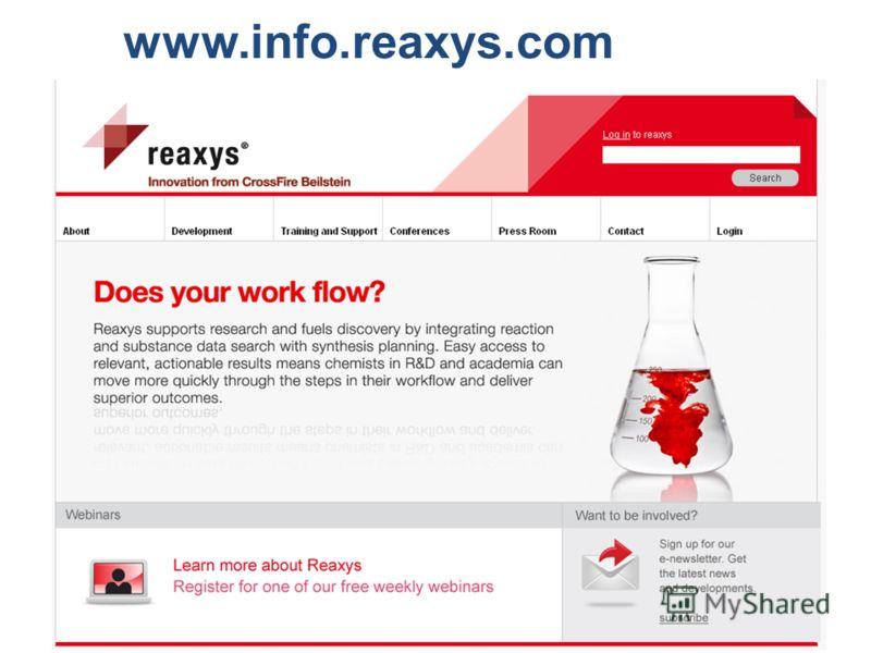 www.info.reaxys.com