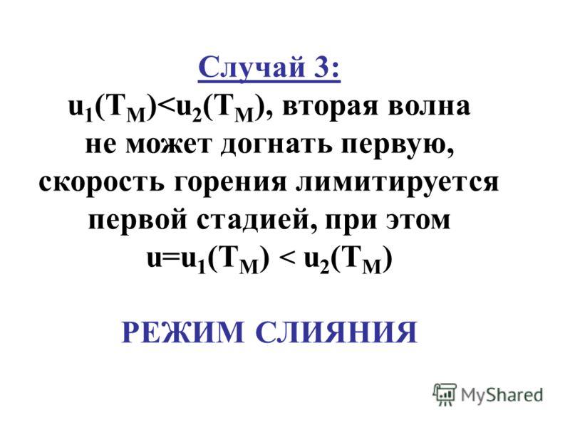 Случай 3: u 1 (T M )