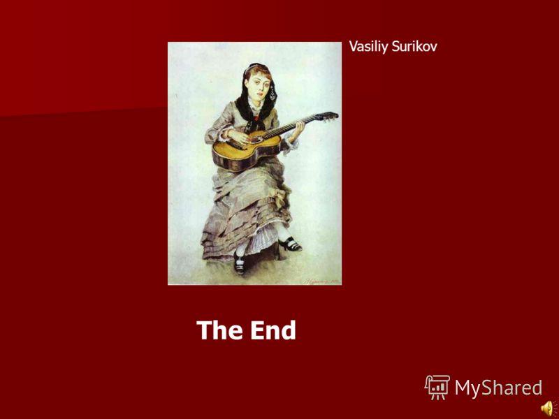 The End Vasiliy Surikov