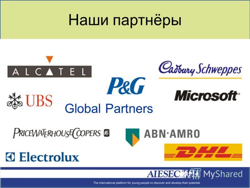 Наши партнёры Global Partners