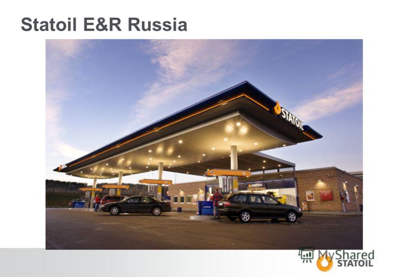 Statoil E&R Russia