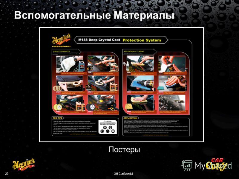 223M Confidential Вспомогательные Материалы Постеры