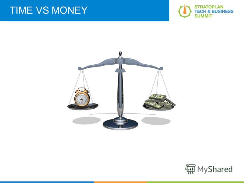 TIME VS MONEY kick803
