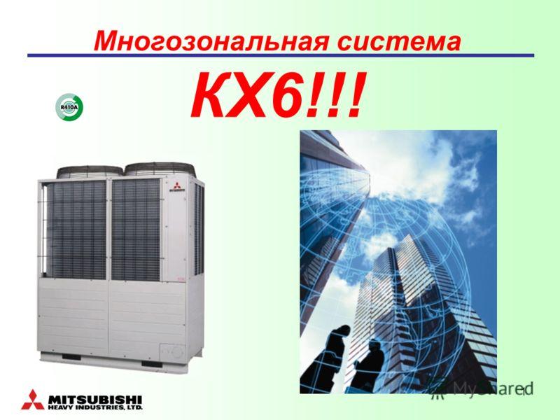 1 Многозональная система КХ6!!!