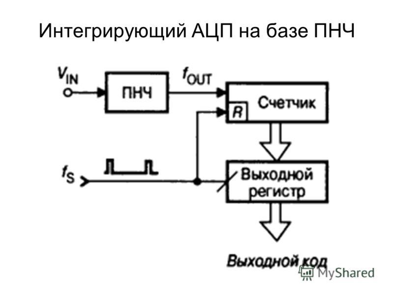 Интегрирующий АЦП на базе ПНЧ