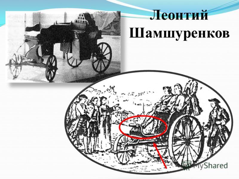 Леонтий Шамшуренков