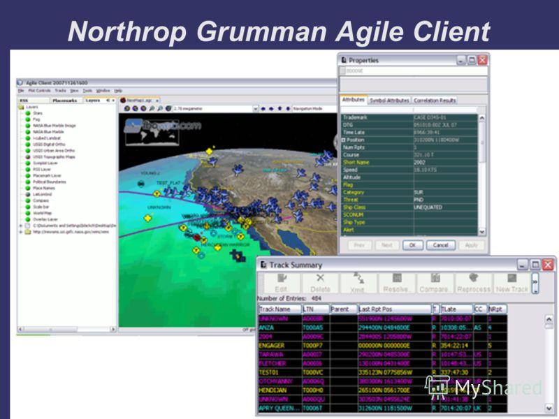 Northrop Grumman Agile Client