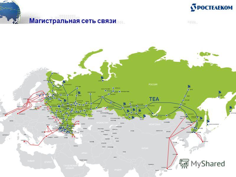 Магистральная сеть связи