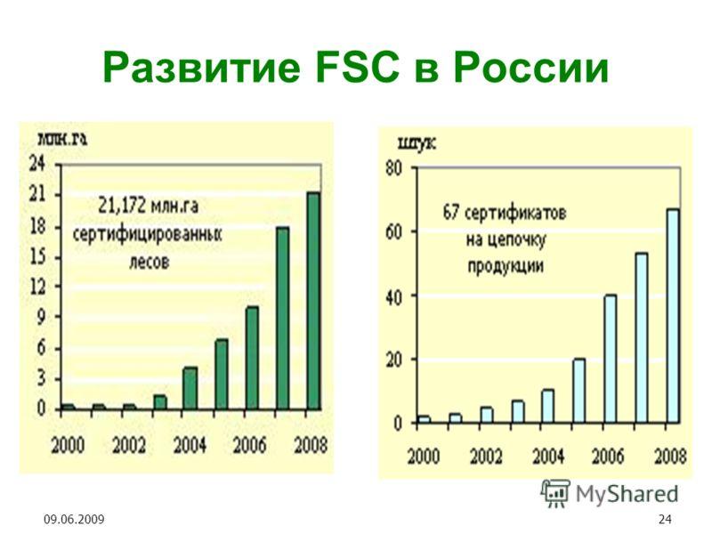 09.06.200924 Развитие FSC в России
