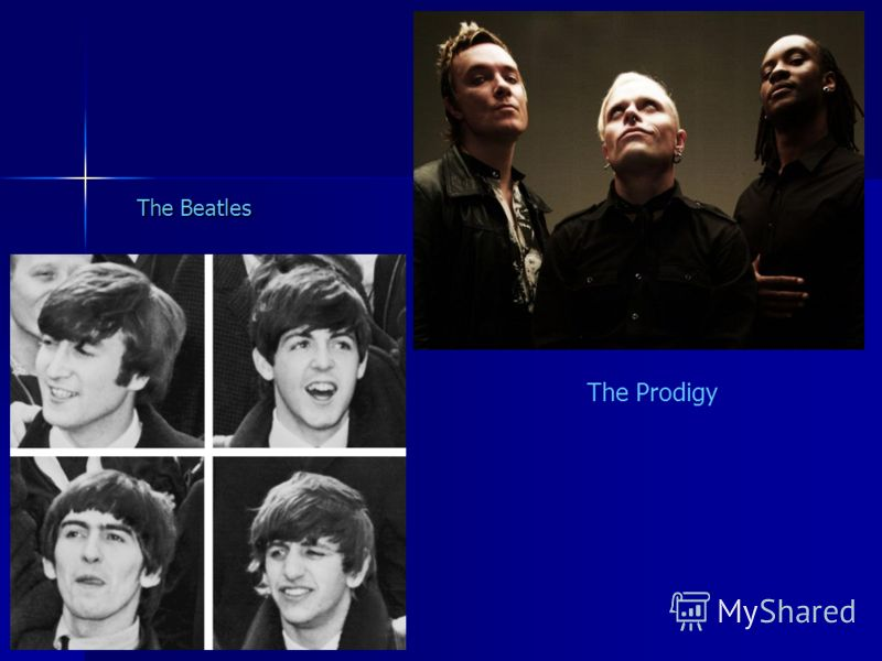 The Beatles The Prodigy