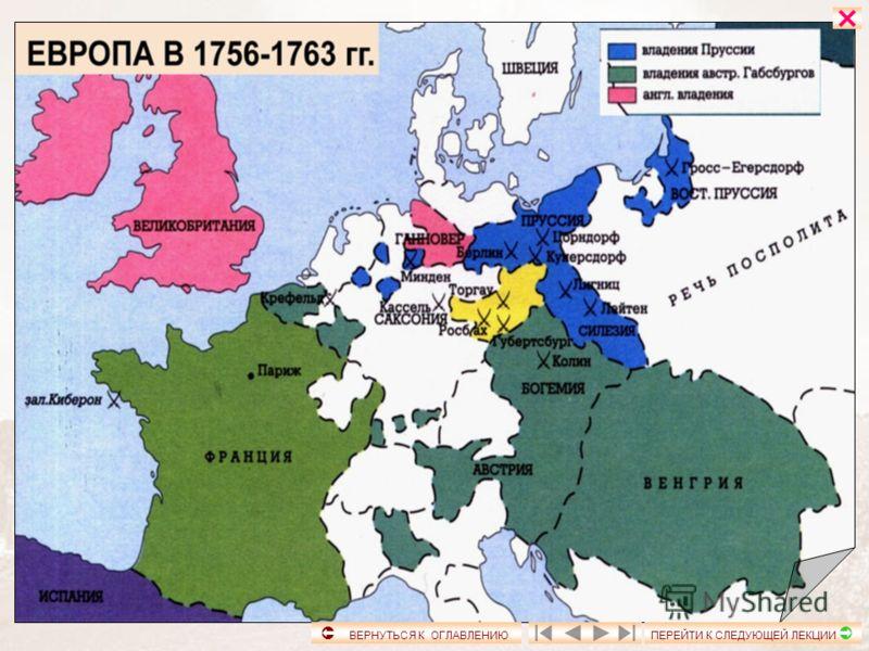 ГЕРМАНИЯ ОСНОВНЫЕ ИСТОРИЧЕСКИЕ ЭТАПЫ ОБЪЕДИНЕНИЕ ГЕРМАНСКИХ ГОСУДАРСТВ В ПЕРВОЙ ПОЛОВИНЕ XIX ВЕКА. В начале XVIII в.