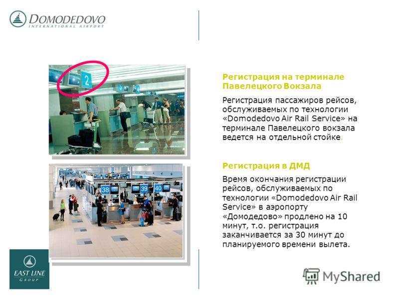 в аэропорту «Домодедово»