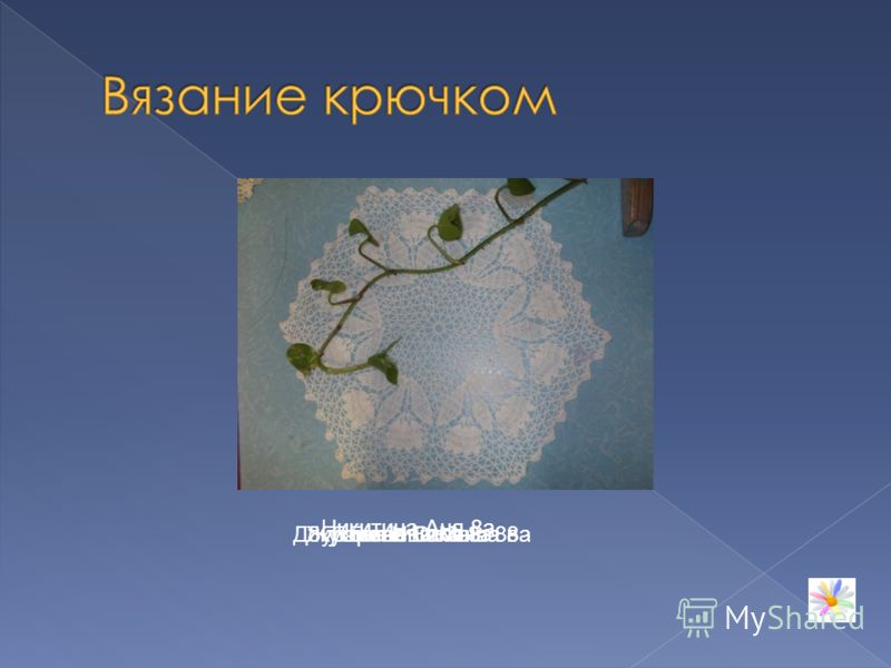 Бигаева Маша 8аДокушкина Оксана 8вЖукова Инга 8вЗубарева Вика 8а Никитина Аня 8а