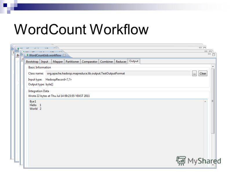 WordCount Workflow