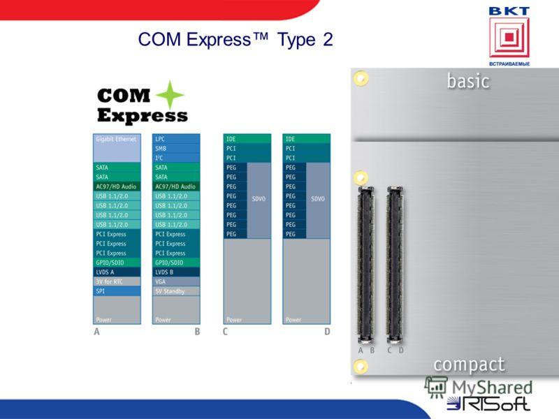 COM Express Type 2