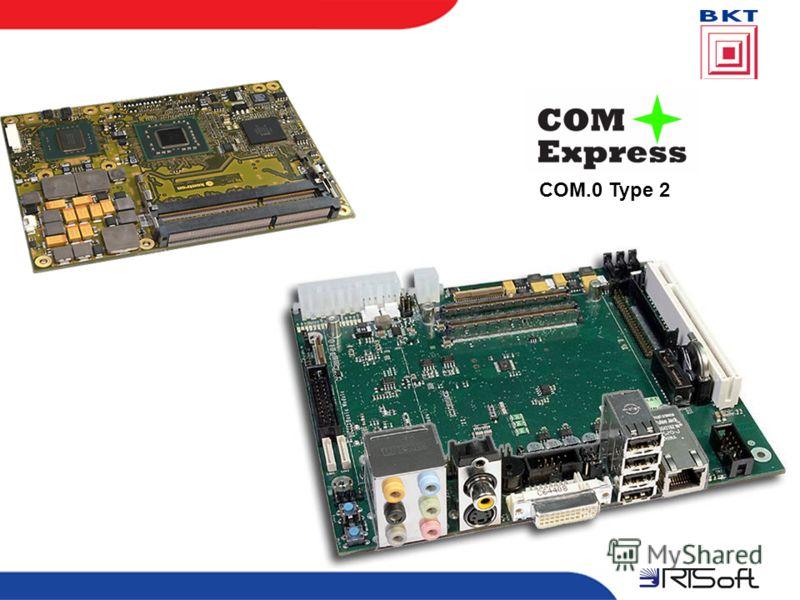 COM.0 Type 2 Example: