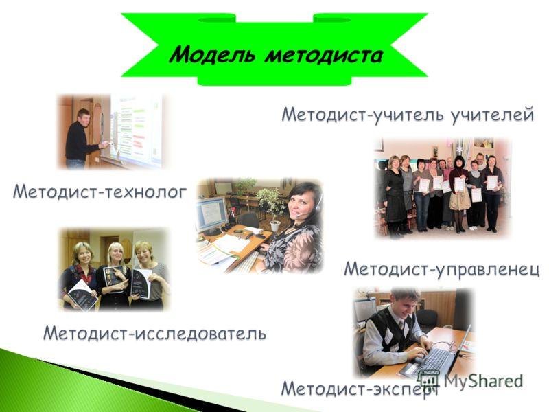 Модель методиста