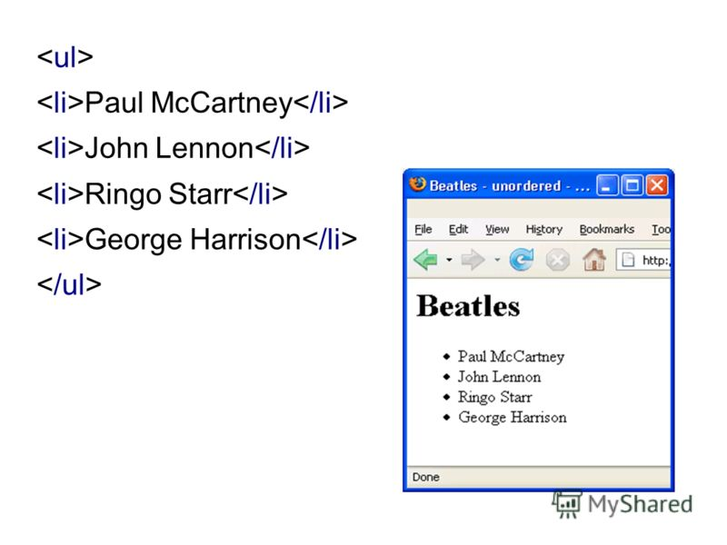 Paul McCartney John Lennon Ringo Starr George Harrison