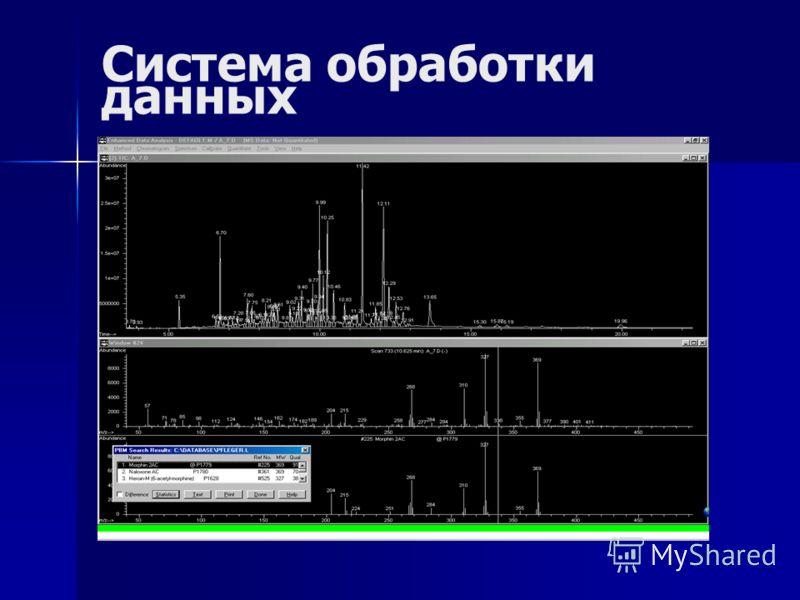 Система обработки данных