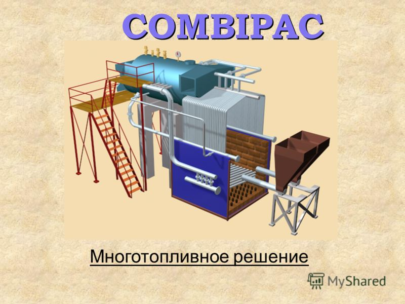 COMBIPAC Многотопливное решение
