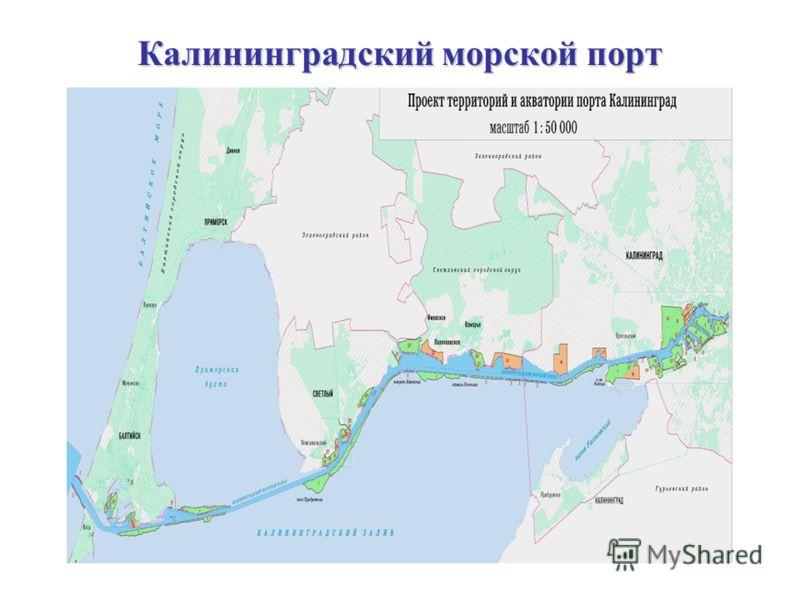 Калининградский морской порт