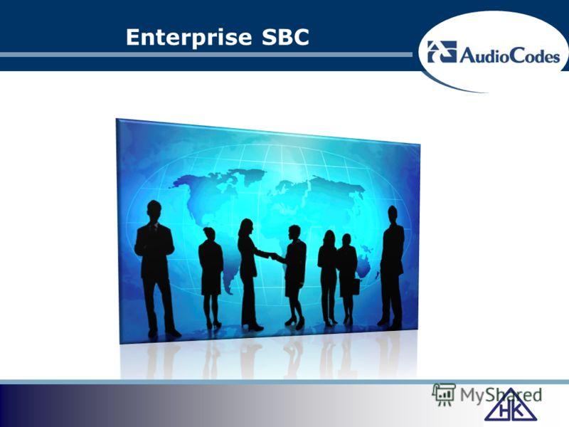 Enterprise SBC