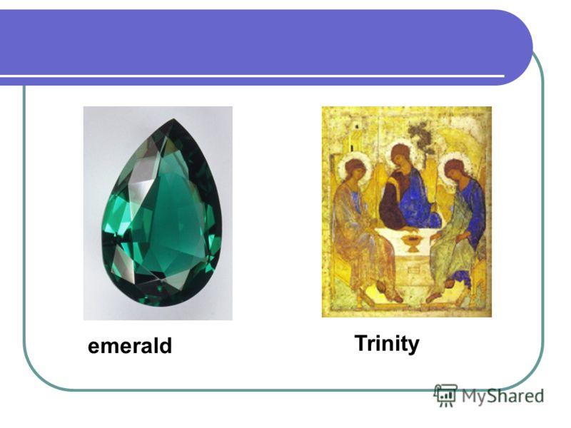 emerald Trinity