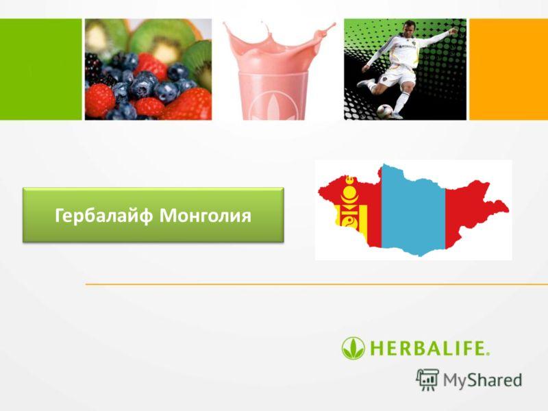 Гербалайф Монголия
