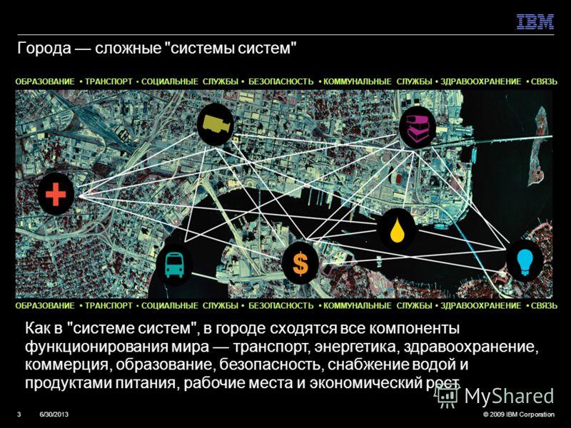 © 2009 IBM Corporation36/30/2013 Как в