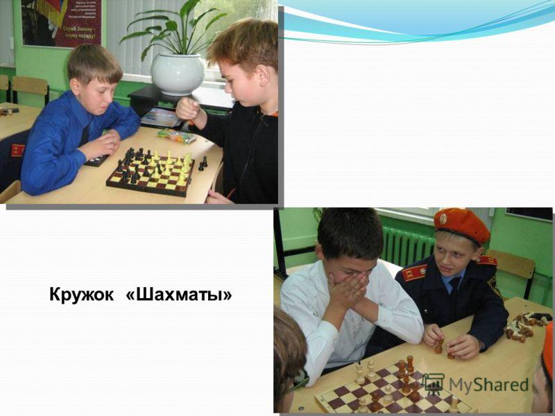 Кружок «Шахматы»