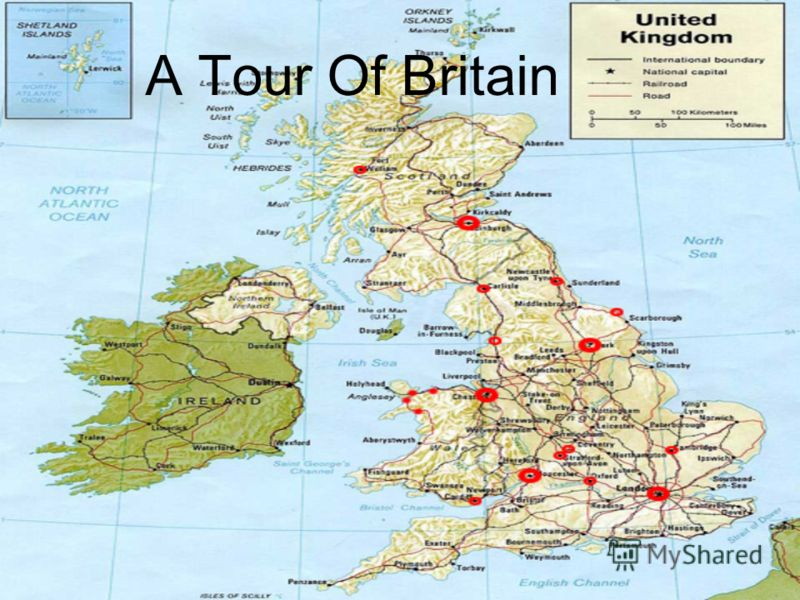 A Tour Of Britain