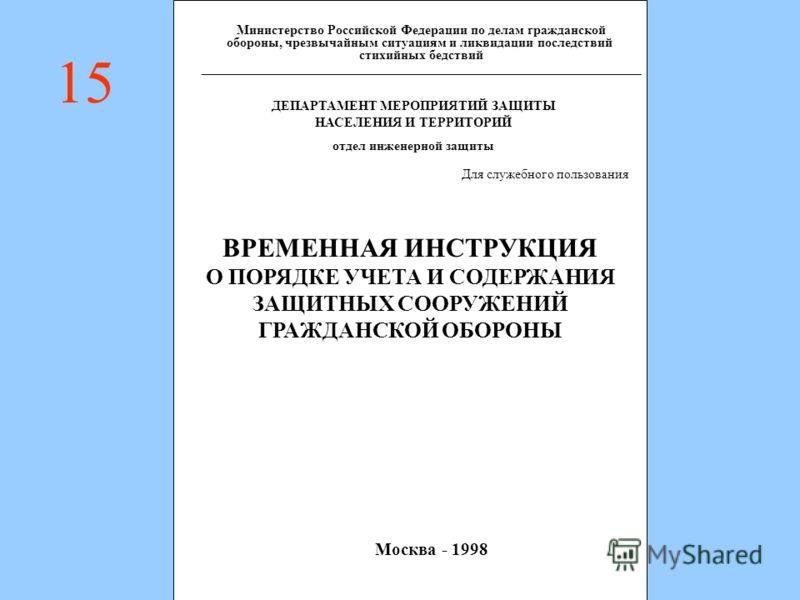 Министерство Российской Федерации Государственный комитет по делам гражданской обороны, Российской Федерации по чрезвычайным ситуациям и ликвидации управлению государственным последствий стихийных бедствий имуществом _________________________________