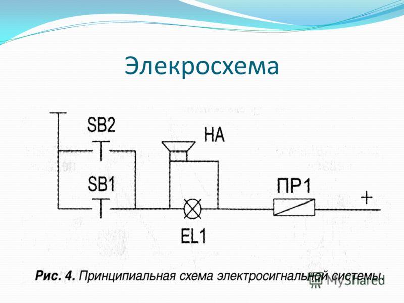 Элекросхема