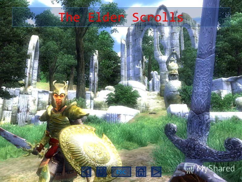 The Elder Scrolls ESC