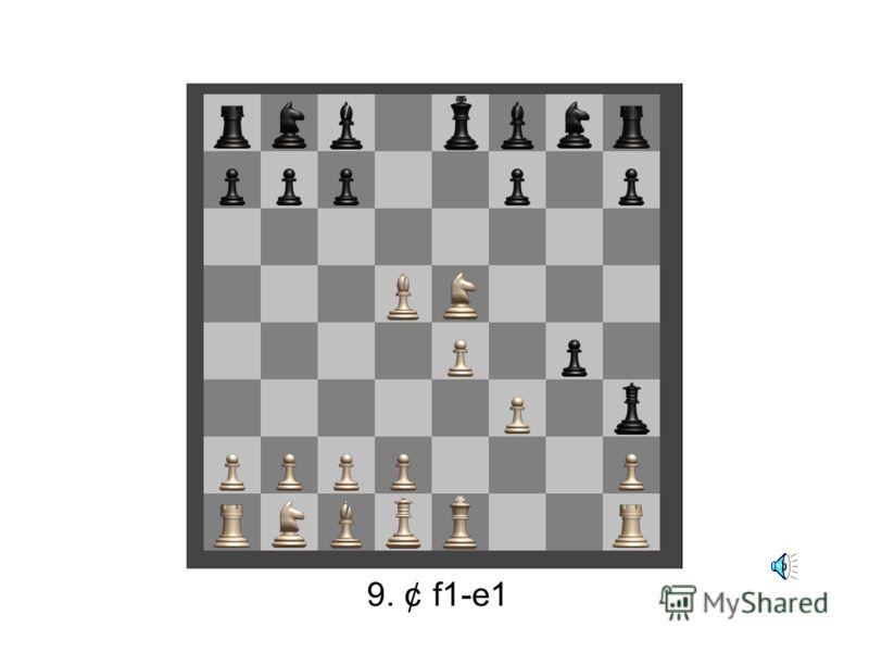 8. … £ h4-h3+