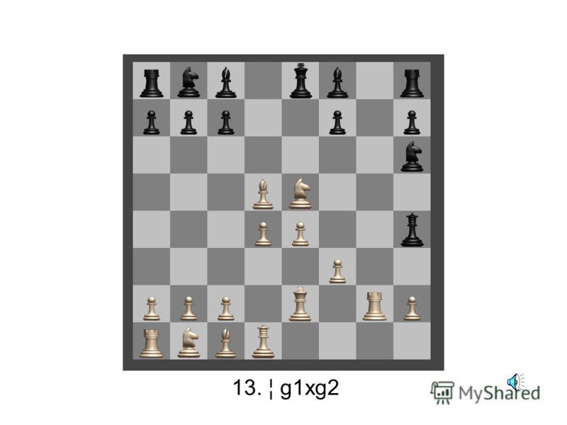 12. … ¤ f8-h6
