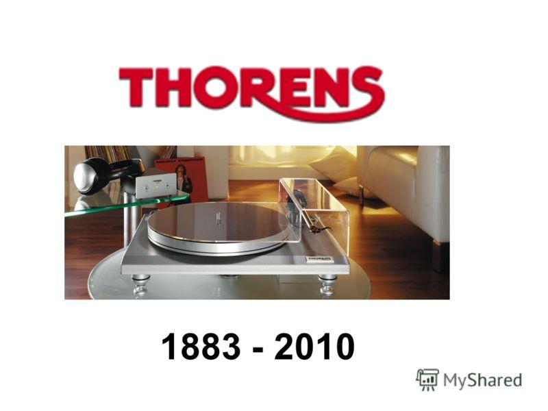 1883 - 2010