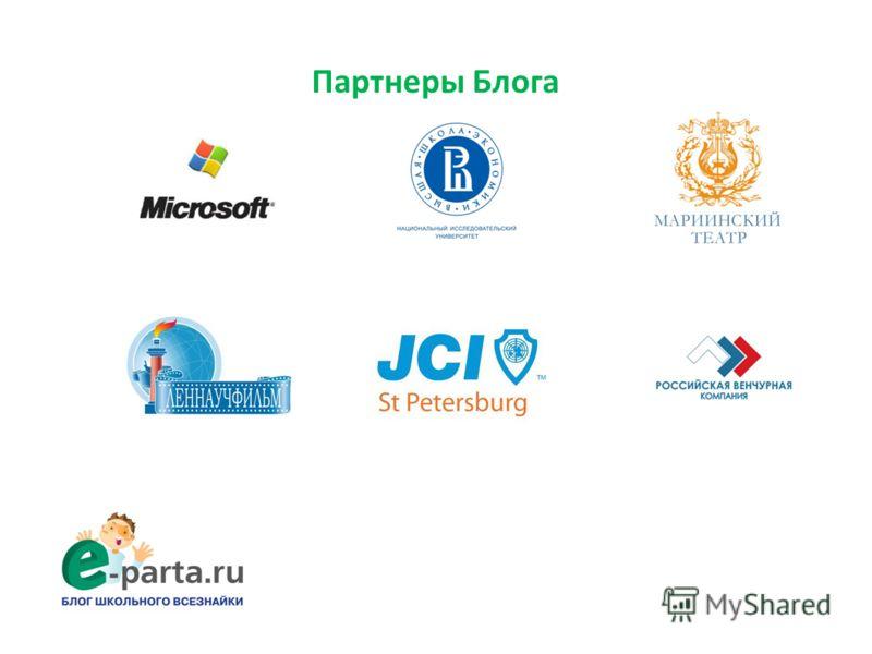 Партнеры Блога