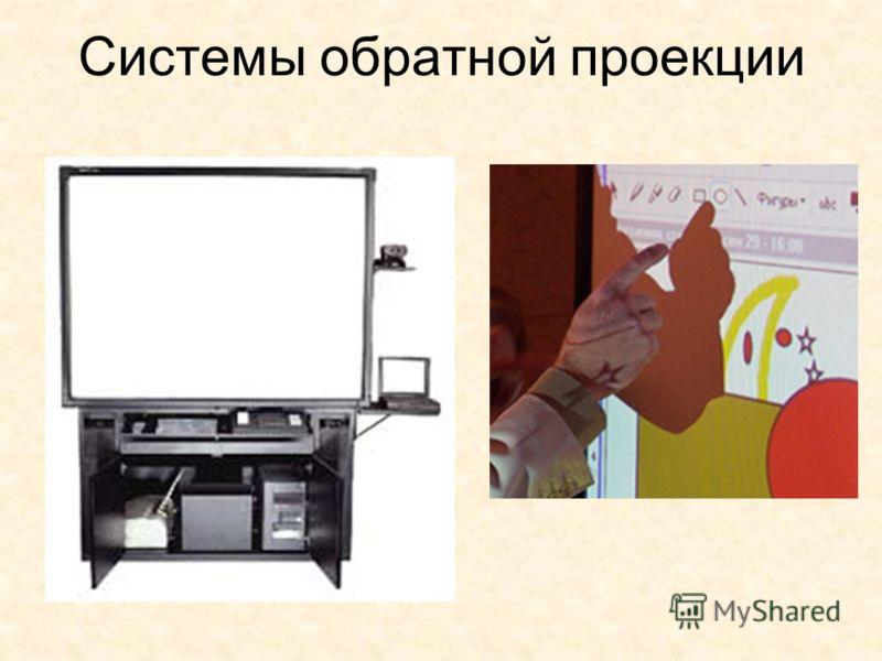 Системы обратной проекции