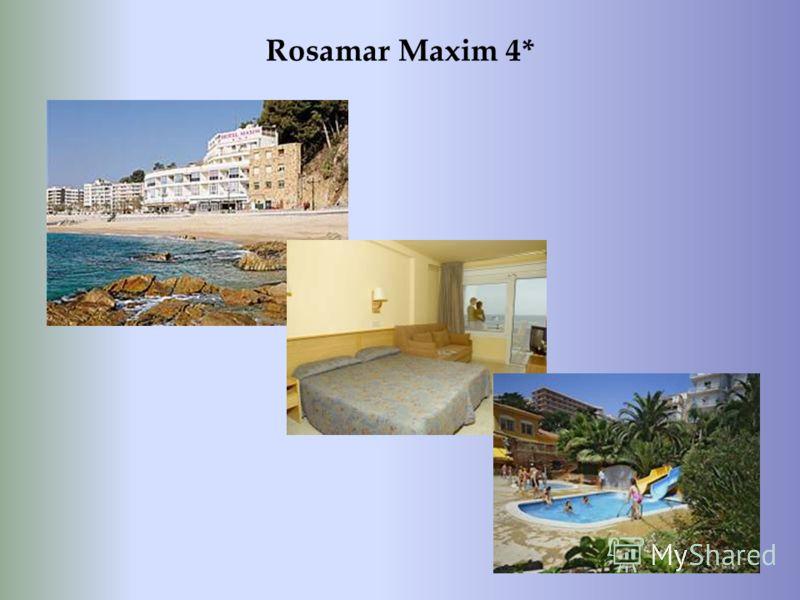 Rosamar Maxim 4*